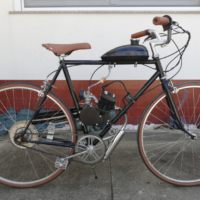 Bicicleta de Estrada Motor 80cc