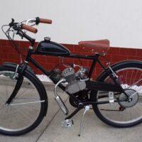 Bicicleta Montanha – Motor 80cc