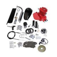 Kit Motor Completo 80cc – Vermelho