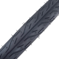 Pneu Slick 26×1.75 p/ Bicicleta – Preto