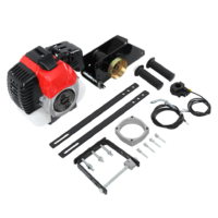 Kit Motor Completo 49cc – 2 Tempos