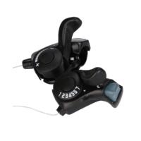 Kit Seletor Velocidades p/ Bicicleta – 7x3V