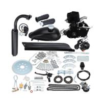 Kit Motor Completo 80cc Preto – NOVO CILINDRO