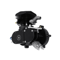 Motor 80cc Preto – NOVO CILINDRO
