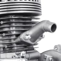 Kit Motor Completo 100cc – Cinza