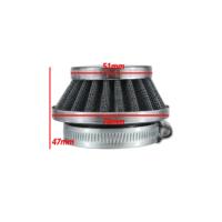 Filtro Ar Cónico 42mm – Cinzento