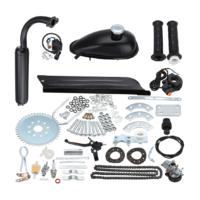 Kit Completo Sem Motor – Preto