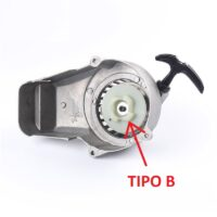 Tampa e Pull Start Mini-Moto – Tipo B